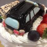 3D立体ケーキ